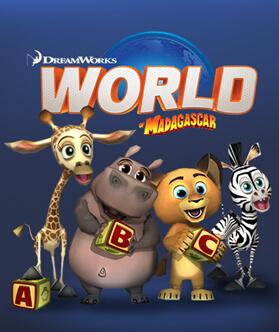 World Of Madagascar