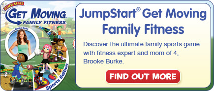 JumpStart Get Moving Family Fitness