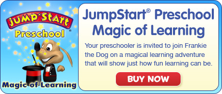 JumpStart Preschool Magic of Learning 1
