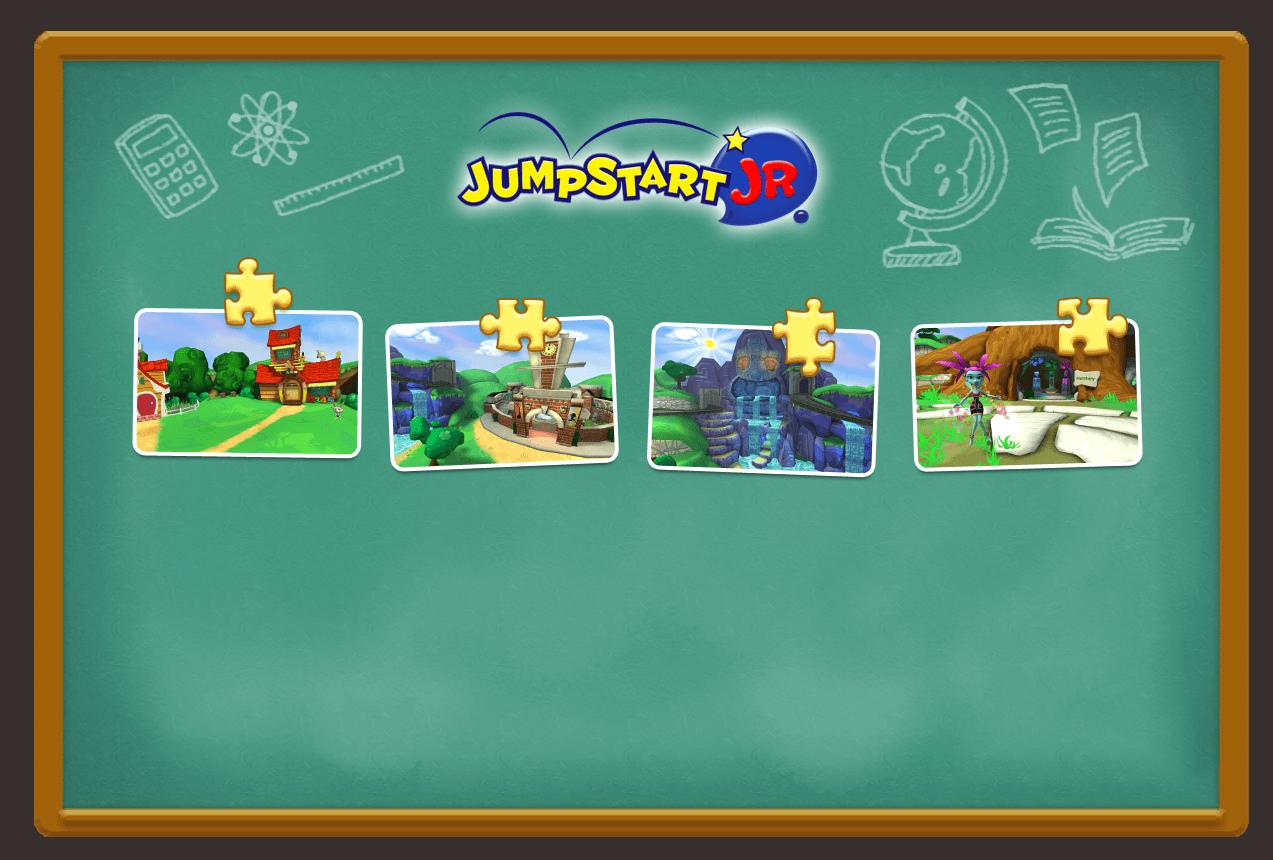 Jumpstart Junior for Kids   Preschool Learning Games   JumpStart