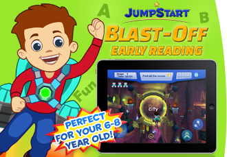 JumpStart Blast-Off - Fun Educational Apps for Kids