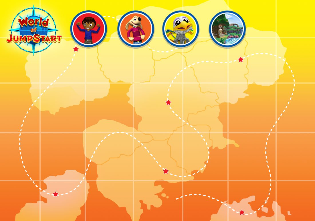 Learn more about World of JumpStart - Learning Games - JumpStart