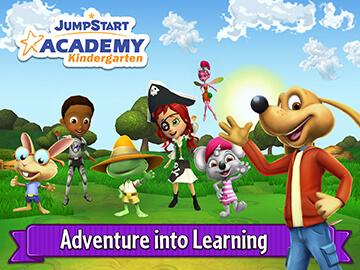JumpStart® Academy Kindergarten