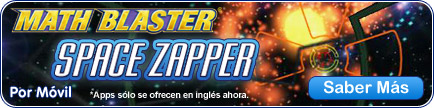 MathBlaster Space Zapper