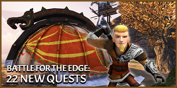 Battle for the Edge NewQuests