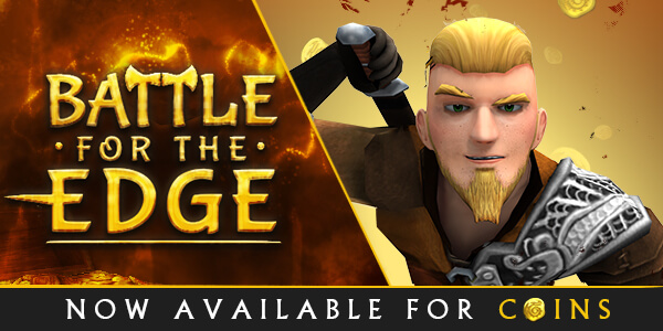 Battle for the Edge Banner