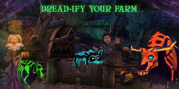 Dragons Dreadfall Farm Banner