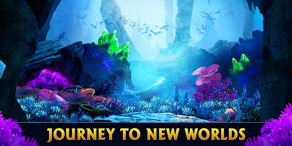 New World Journey Banner
