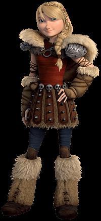 Astrid Hofferson - Vikings