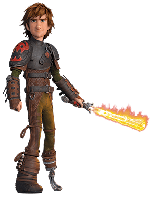 Hiccup Haddock - HTTYD