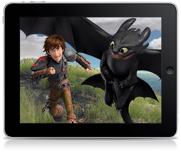Httyd on mobile ios and android dragon games school of dragons school of dragon mobile app urtaz Gallery
