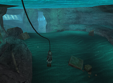 Underwater Viking - HTTYD Expansion