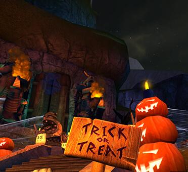 Dreadfall Trick or Treat - SOD