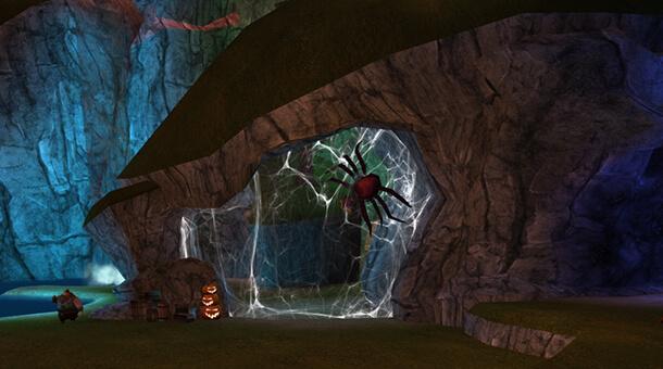 Dreadfall Caves - School of Dragons