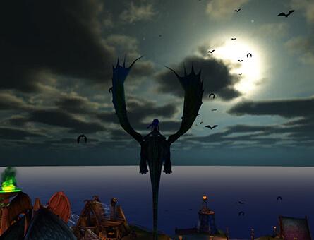 Dreadfall Night - School of Dragons
