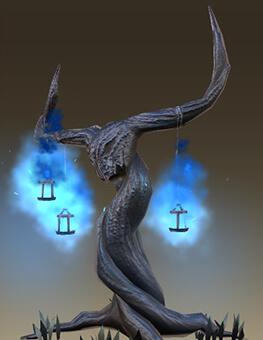 Dreadfall Blue Mist - School of Dragons