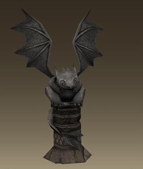 Dreadfall Dragon Statue - School of Dragons