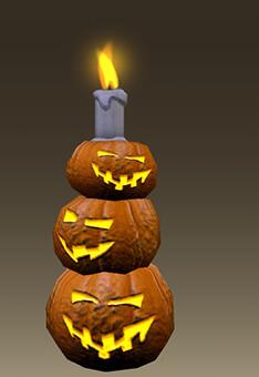 Dreadfall Evil Pumpkin Lanterns - School of Dragons