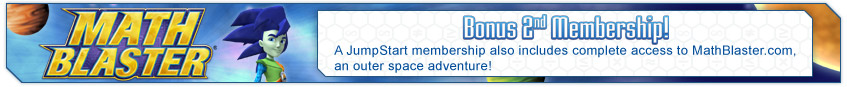 Membership includes full access to MathBlaster.com