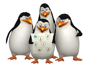 The Madagascar Penguins