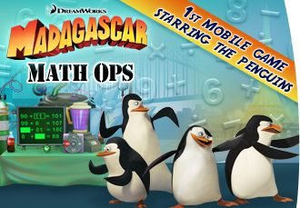 Madagascar Math Ops - Mobile App
