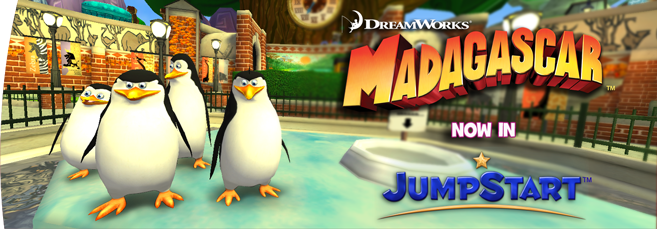 Madagascar Now in JumpStart