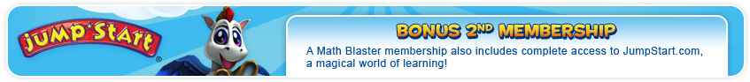 Membership Benefits - Get a Free 2nd Membership to JumpStart.com